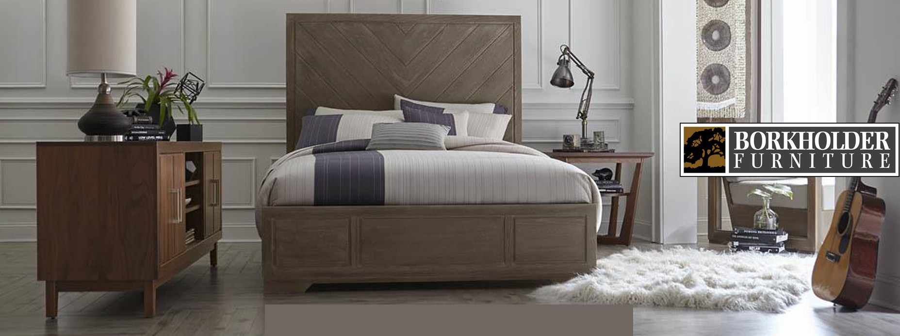 HOME / BRANDS / Borkholder Furniture