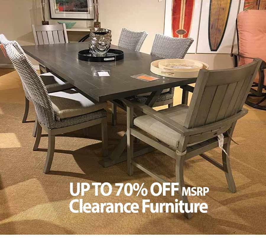 Winter Clearance Furniture Sale