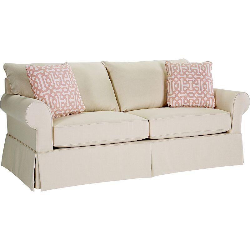 Broyhill 4235 SLPR Uptown Sofa Sleeper Queen Discount