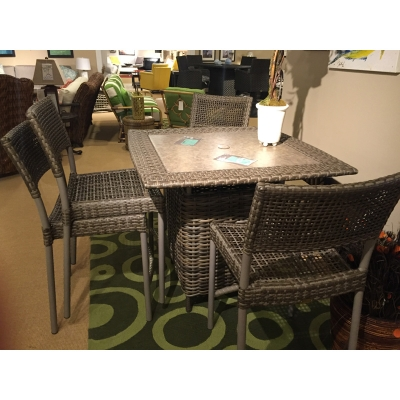 Table And Stools 9539 45 539 43 Lane Venture Sale Hickory Park Furniture Galleries