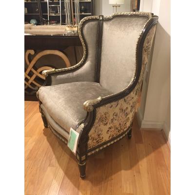 Madeleine Chair Me41 Marge Carson Sale Hickory Park