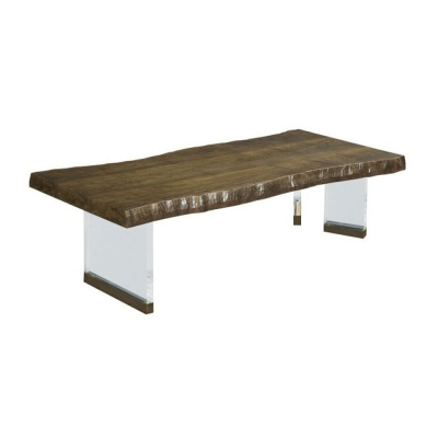 American Drew Brevard Live Edge Cocktail Table