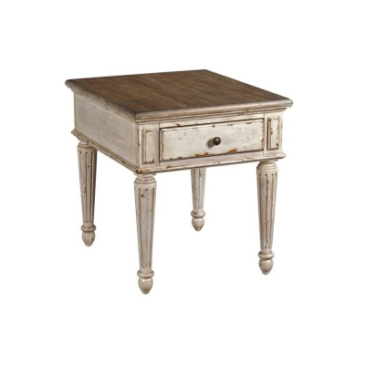 American Drew Drawer End Table