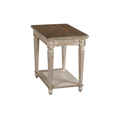 American Drew Charging Chairside Table