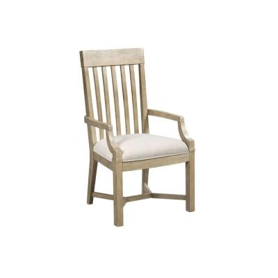 American Drew James Arm Chair Driftwood