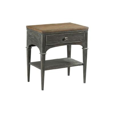 American Drew Palladian Bedside Table
