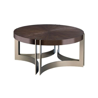 American Drew Kenton Round Cocktail Table