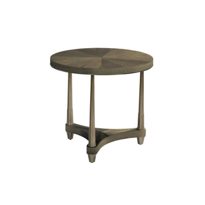 American Drew Dover Round Lamp Table