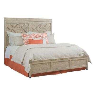 American Drew King Altamonte Bed Complete