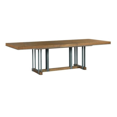 American Drew Curator Rectangular Dining Table Complete