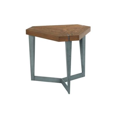 American Drew Triangulate Lamp Table