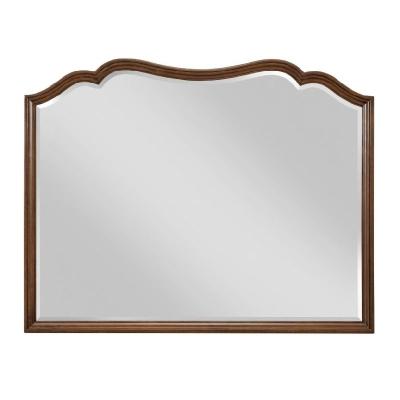 American Drew Landscape Mirror