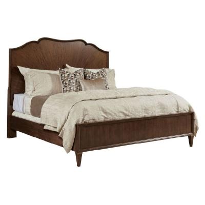 American Drew Carlisle Panel King Bed Complete