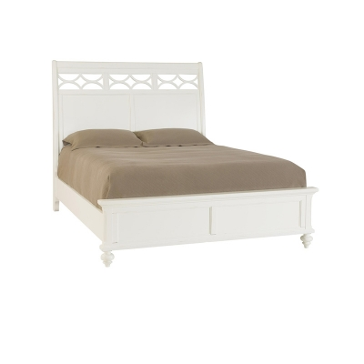 American Drew Sleigh Bed