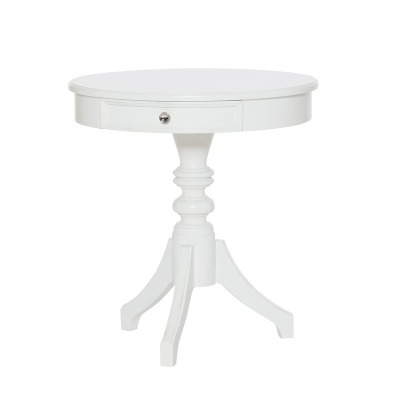 American Drew Round Accent Table