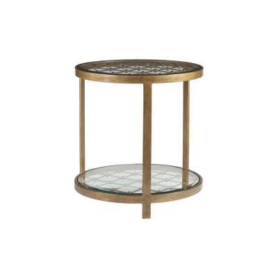 Artistica Home Round End Table