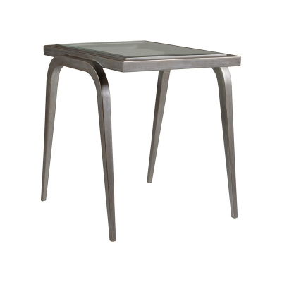 Artistica Home Rectangular End Table