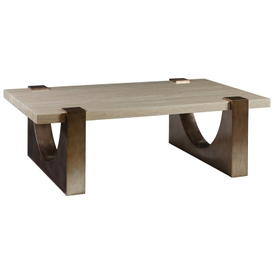 Artistica Home Rectangular Cocktail Table