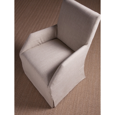 Artistica Home Arm Chair with Slipcover
