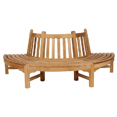 Barlow Tyrie Tree Bench