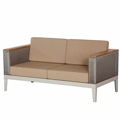 Barlow Tyrie Two-Seat Settee