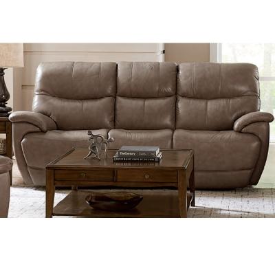 Bassett Brookville Leather Sofa