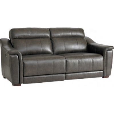 Bassett Sheffield Motion Sofa with Power