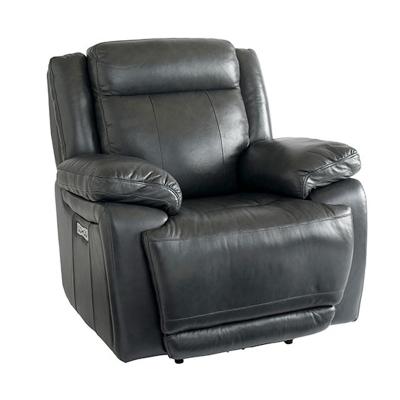 Bassett Evo Leather Recliner