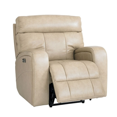 Bassett Beaumont Leather Recliner