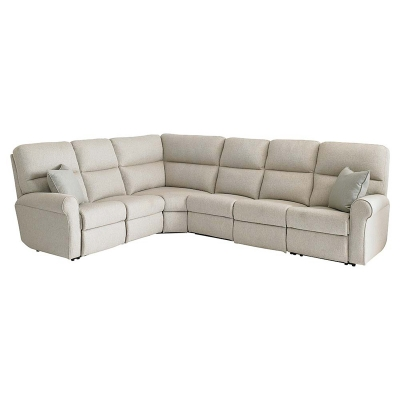 Bassett L Shaped Sectional