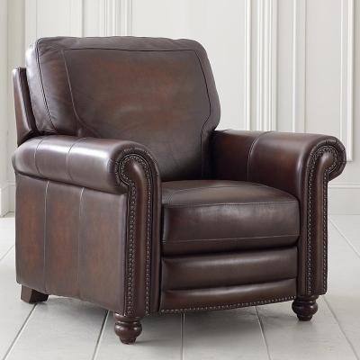 Bassett 3959 3s Hamilton Recliner Discount Furniture At