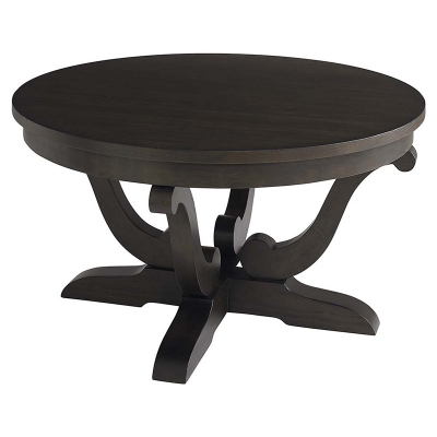 Bassett Round Cocktail Table