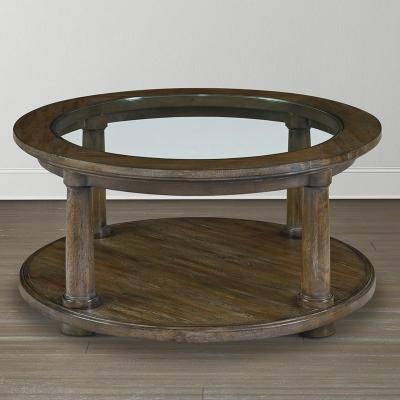 Bassett Round Cocktail Table