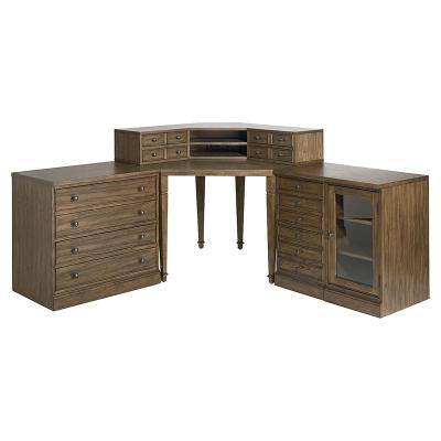 Bassett Corner Desk Set