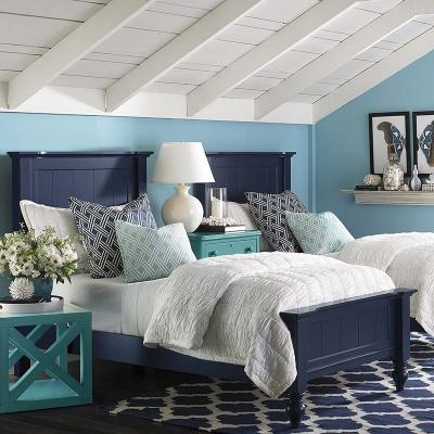 Bassett Twin Panel Bed