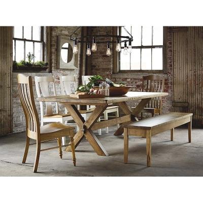 Bassett 72 inch Rectangular Table