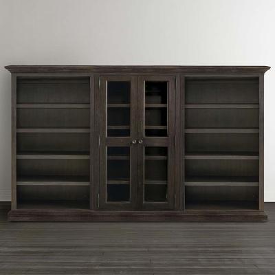 Bassett Triple Storage Cabinet