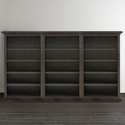 Bassett Triple Open Bookcase