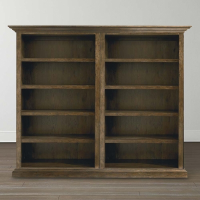 Bassett Double Open Bookcase