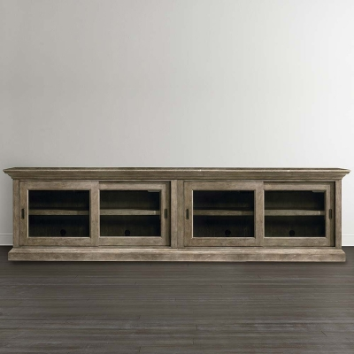 Bassett Double Sliding Door Credenza