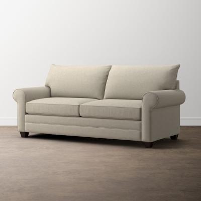 Bassett 2712 62 Alexander Sofa Discount Furniture At