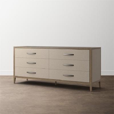 Bassett Emilia 6 Drawer Dresser