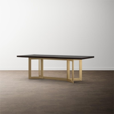 Bassett 90 inch Oak Astor Table