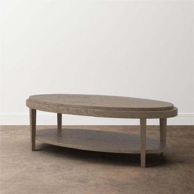 Bassett Oval Cocktail Table