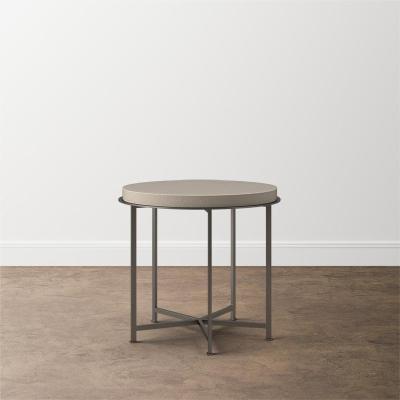Bassett Emilia 24 inch Axel Side Table