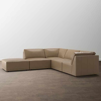 Bassett Knox L Shaped Sectional