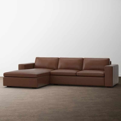 Bassett Melina 2 Piece Left Chaise Sectional