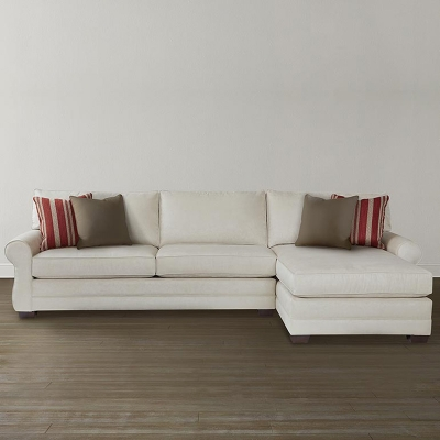 Bassett Right Chaise Sectional