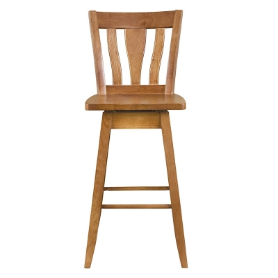 Bassett Swivel Bar Stool