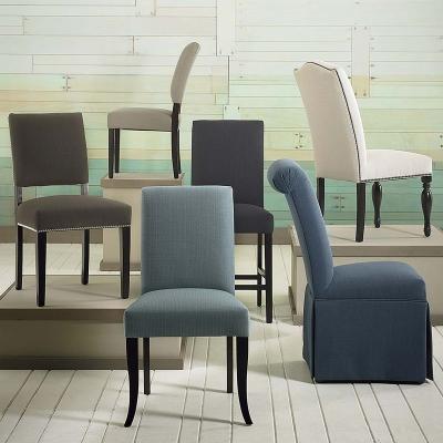 Bassett 9000 Dc Custom Upholstered Chairs Side Chair